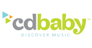 The logo for cdbaby.